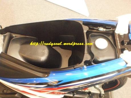 Bagasi Xeon RC muat helm Half Face