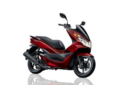 All New Honda PCX 150 2014