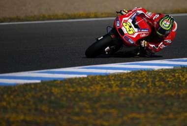 cal crutchlow Ducati