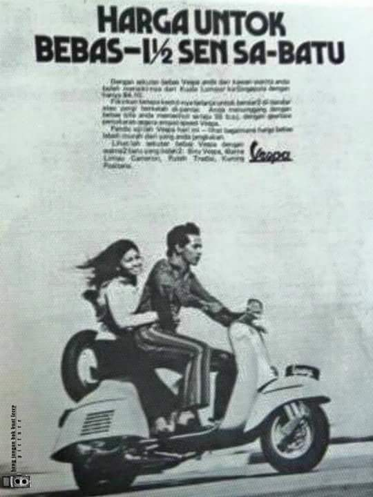 Yuk Kita Lihat Kumpulan Iklan Motor Jaman Dulu Rudy Soul Blog