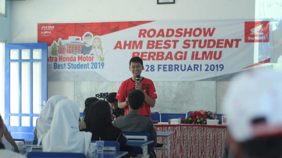 Alumni AHMBS Jatim Roadshow Berbagi Ilmu