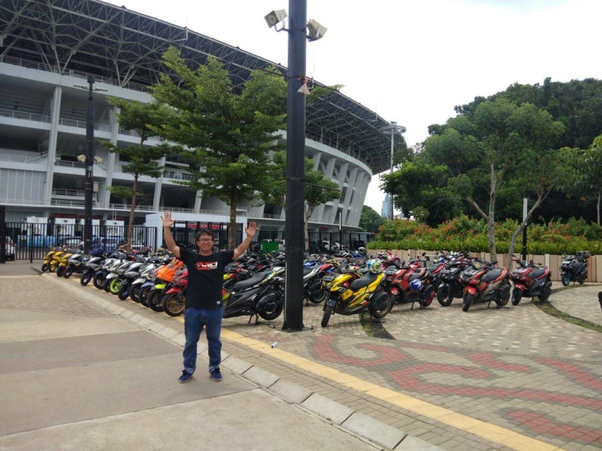 Aerox Semakin Nge-Trend Bukti Suksesnya Inovasi Yamaha